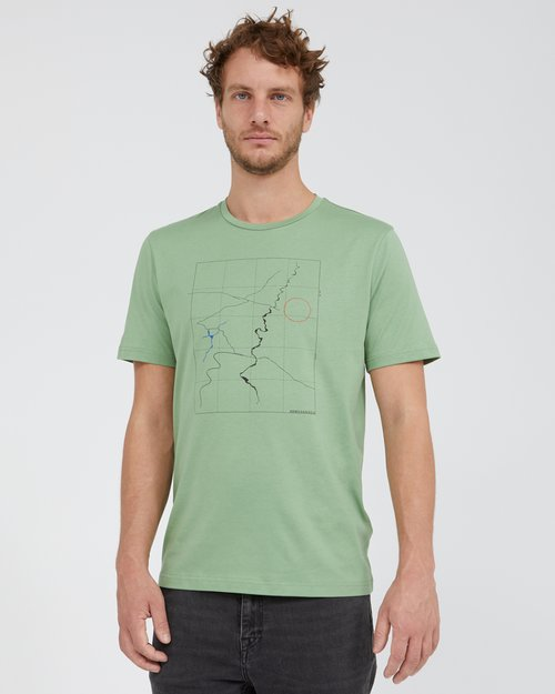 Jaames Scale Up T-Shirt