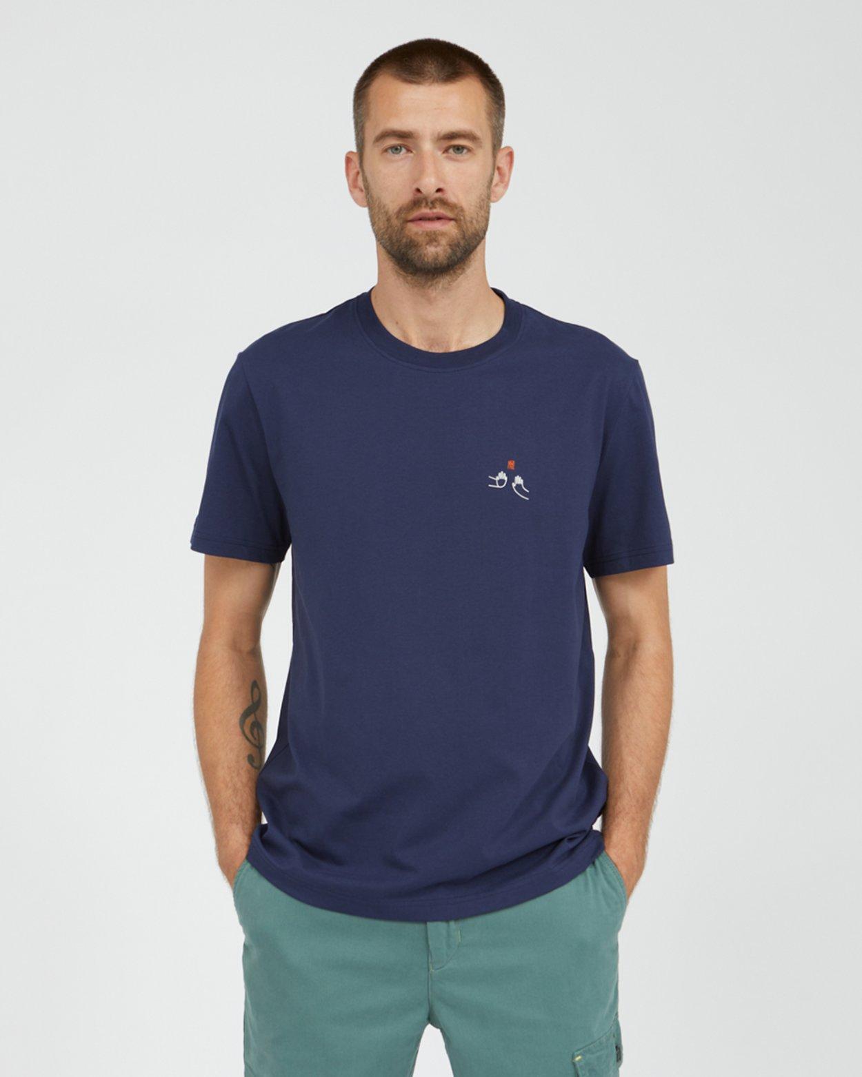 Aado Check T-Shirt