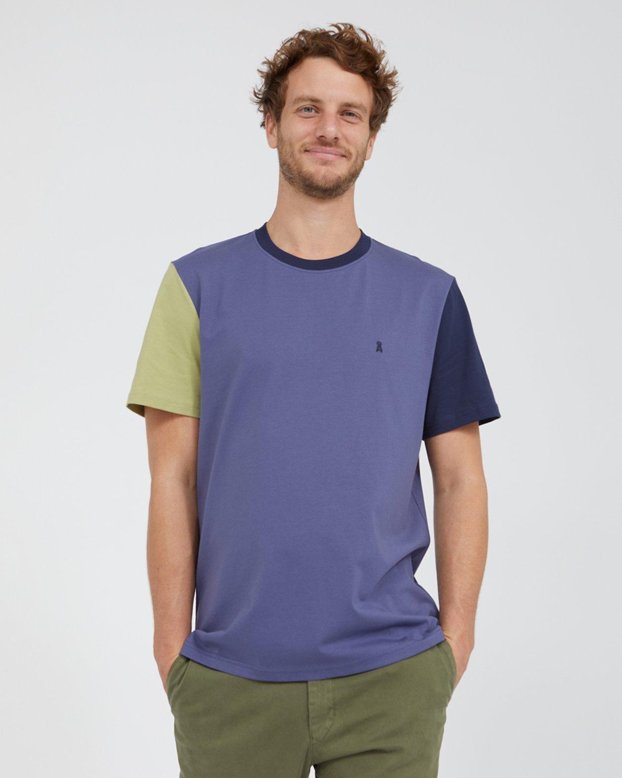 Aado Colour Block T-Shirt