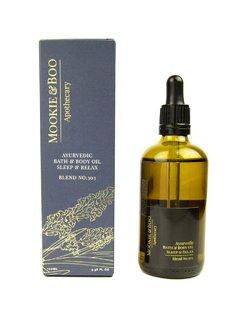 Ayurvedic Bath & Body Oil - Sleep & Relax