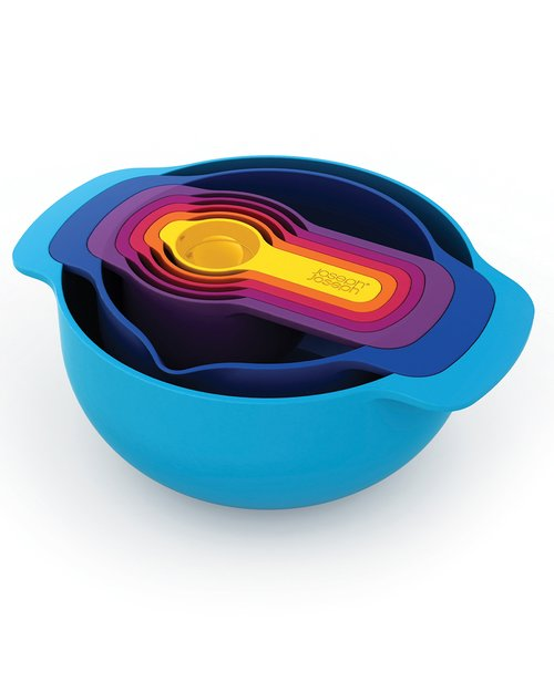 Nest - 7 Bowl Set