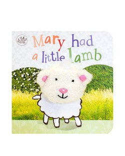 Little Learners Mary Had A Little Lamb