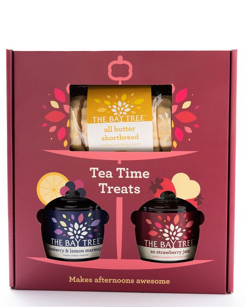Tea Time Treats Gift Set