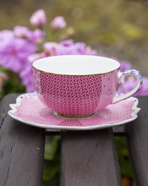 Pip Royal Collection Espresso Cup and Saucer