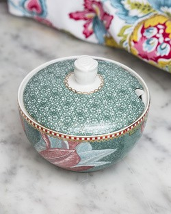 Pip Spring to Life Sugar Bowl in Green