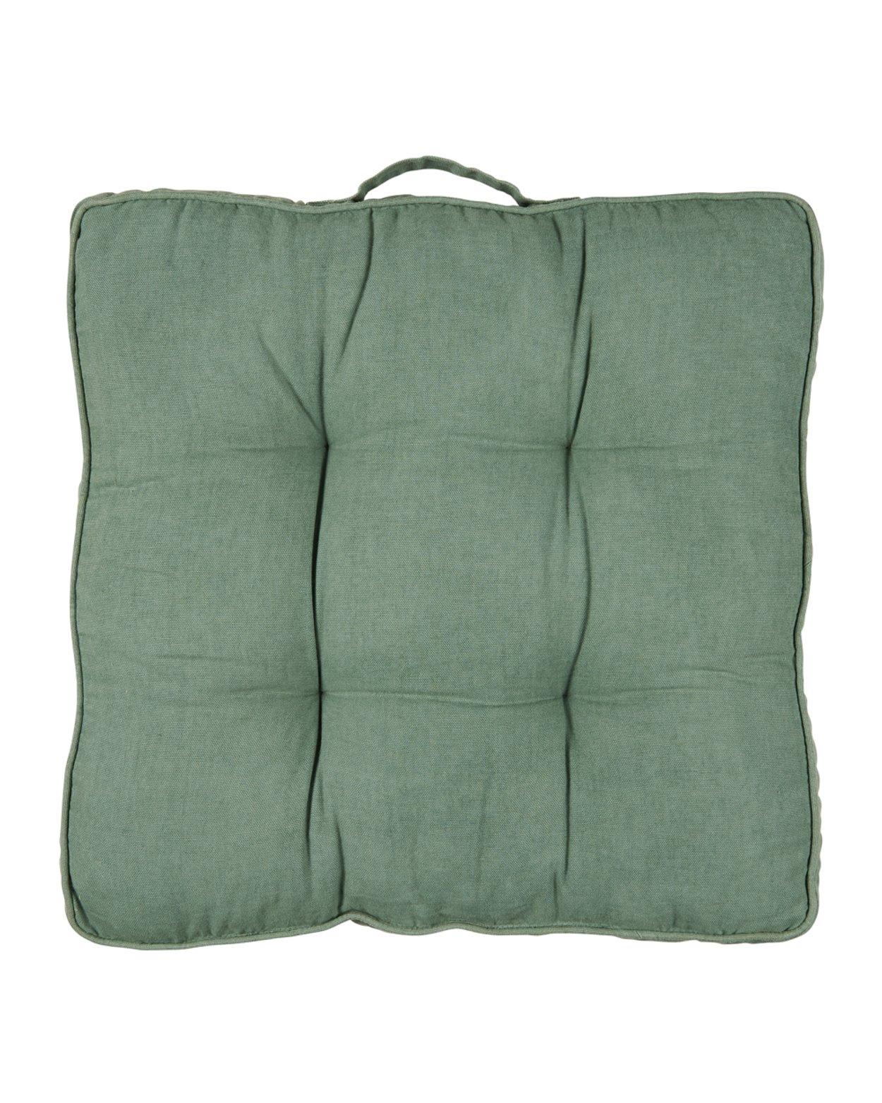 Canvas Floor Cushion