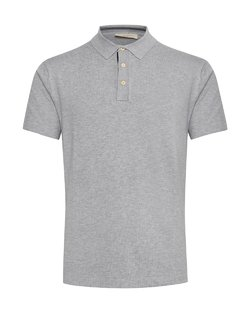 Mont Knitted Polo T-Shirt