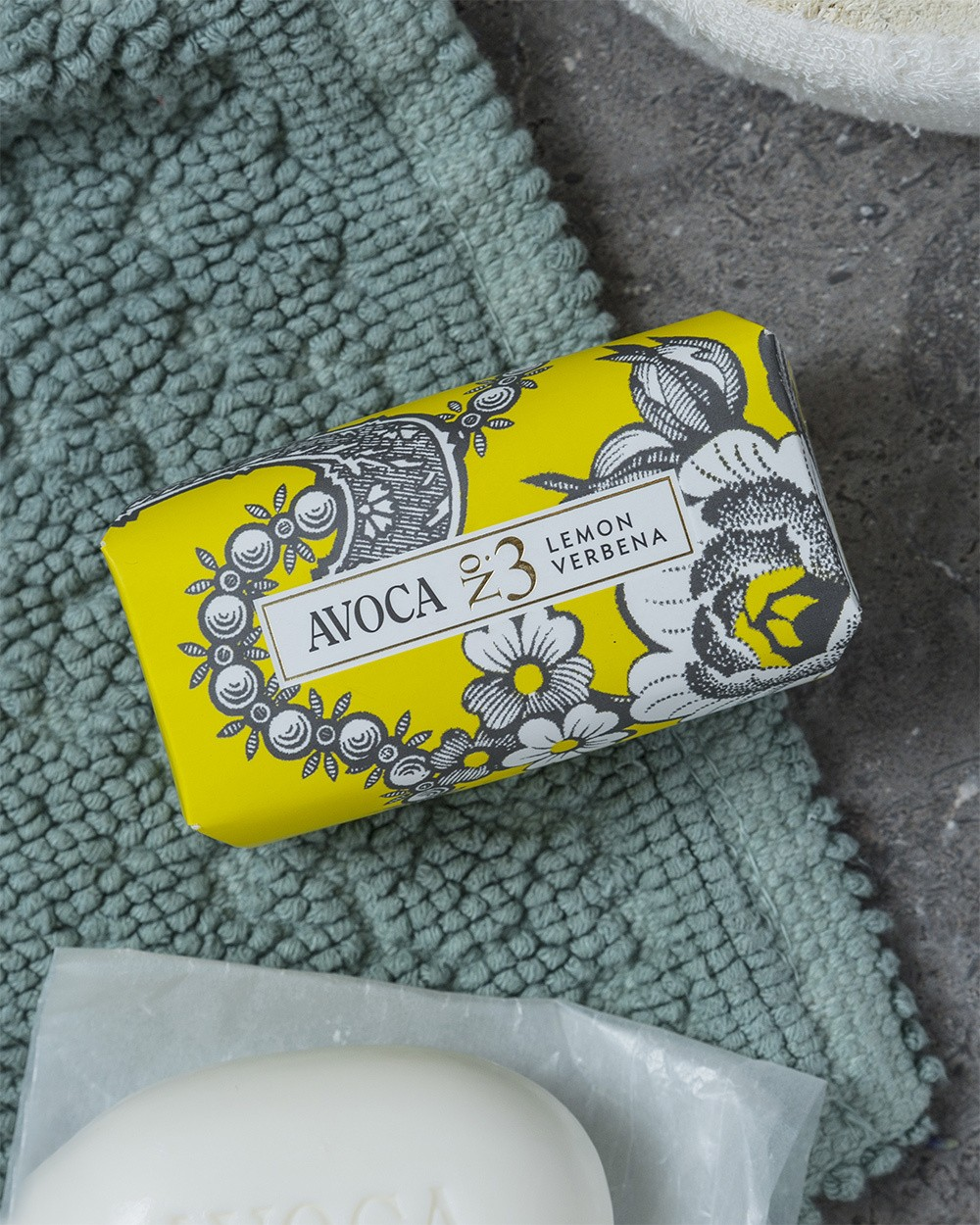 Avoca No 3 Soap - Lemon Verbena