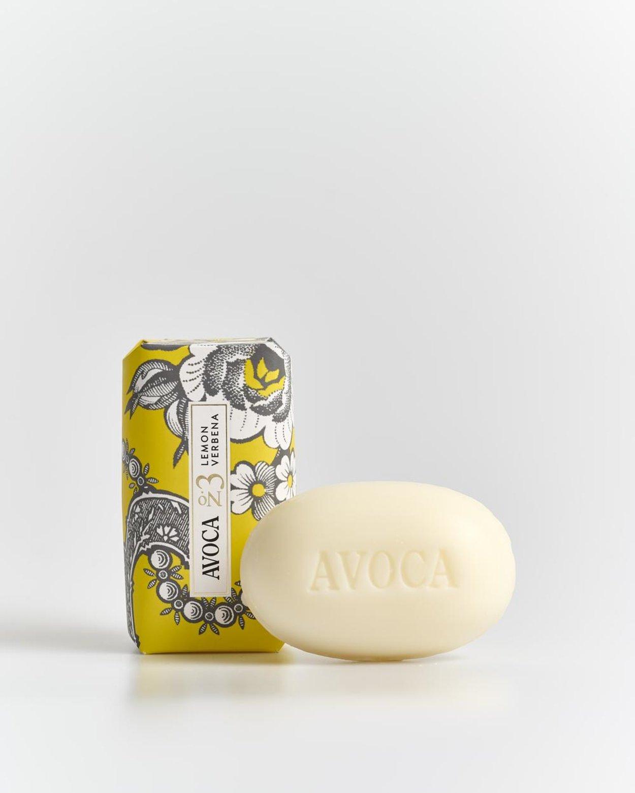 No. 3 Lemon Verbena Soap Bar