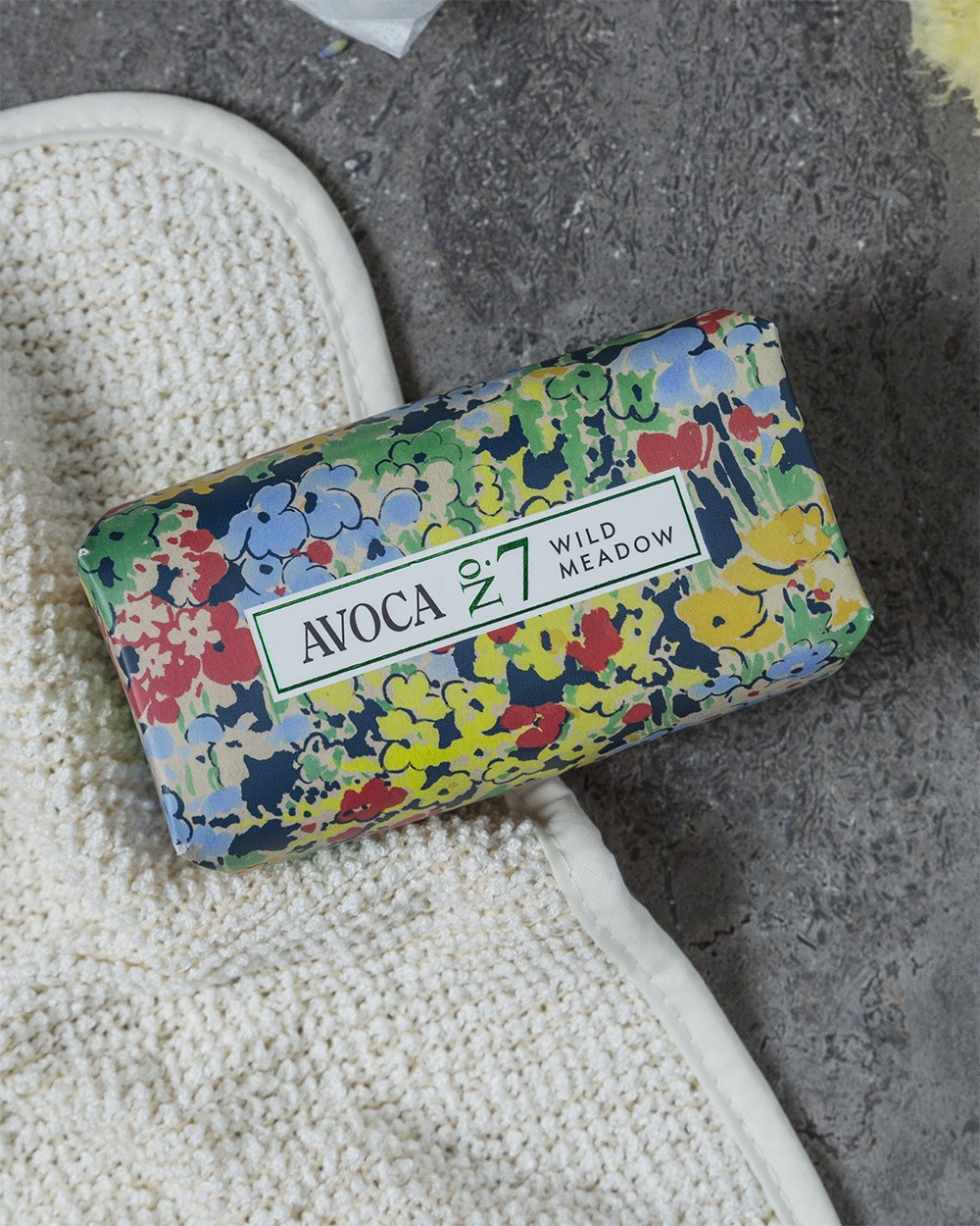 Avoca No 7 Soap - Wild Meadow