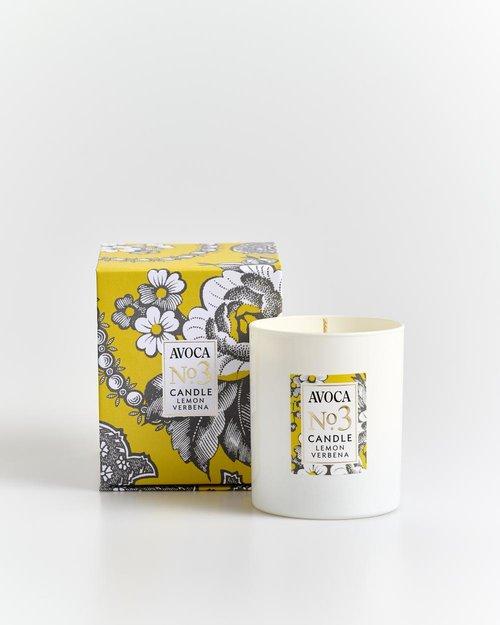 Lemon Verbena Scented Candle