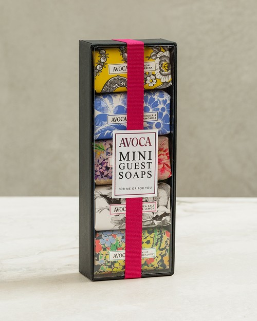 Mini Soaps Gift Set