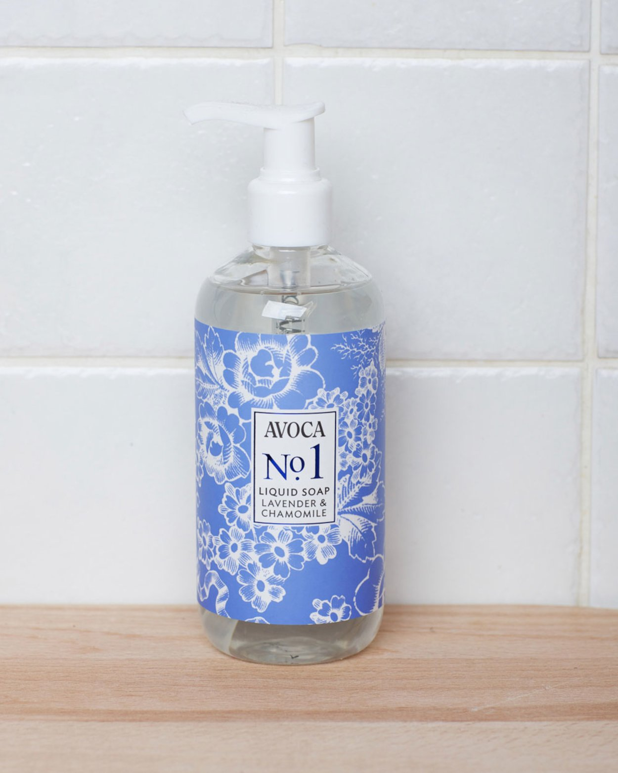 Avoca No 1 Liquid Soap - Lavender & Chamomile
