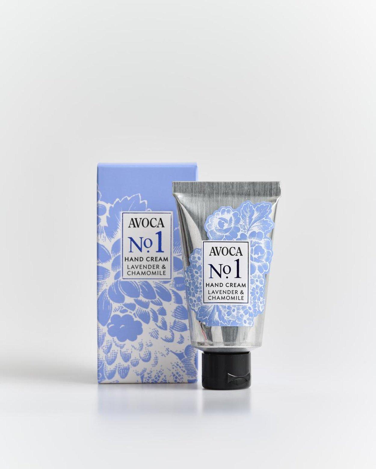 Avoca No 1 Hand Cream - Lavender & Chamomile