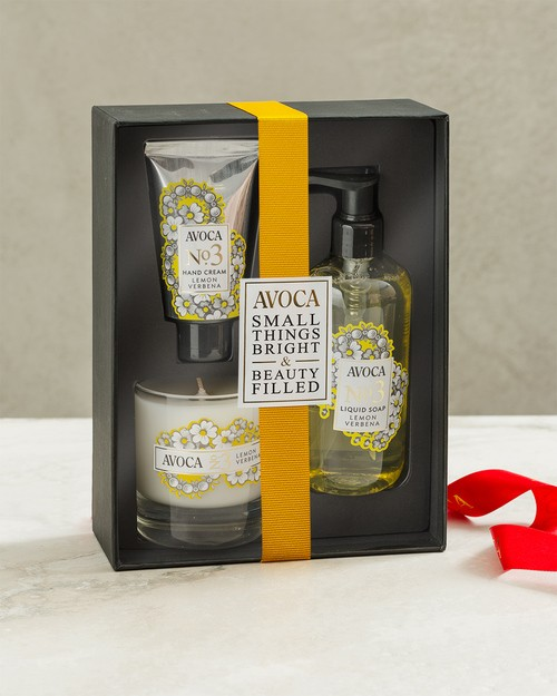 Lemon Verbena Gift Set