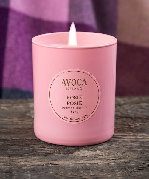 Rosie Posie Scented Candle