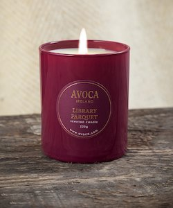 Library Parquet Candle