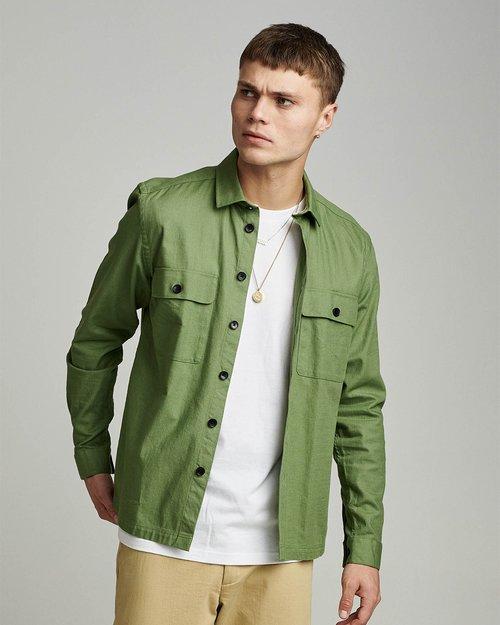 AKOscar Cotton Overshirt