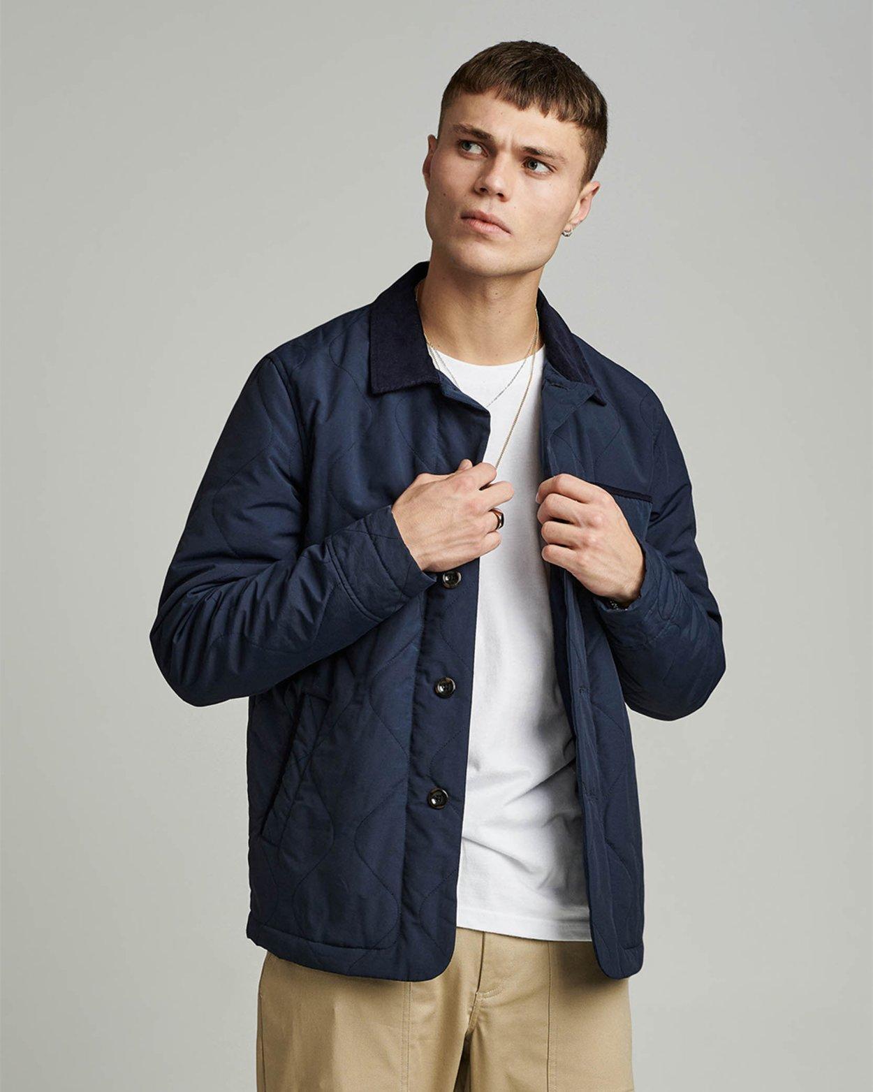 AKPeter Quilt Jacket