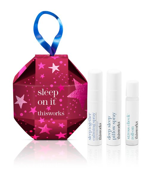 Sleep On It Mini Gift Set