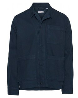 Pine Heavy Twill Overshirt