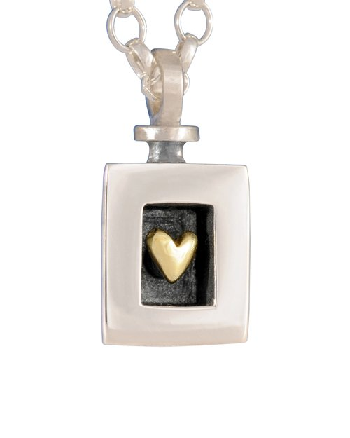 Heart of Gold Pendant