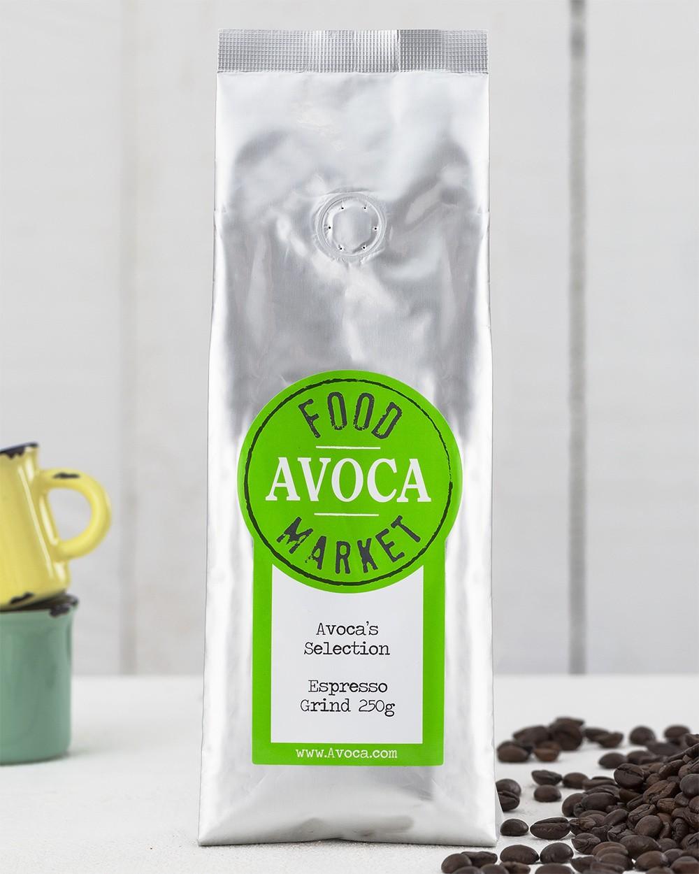 Espresso Grind Coffee