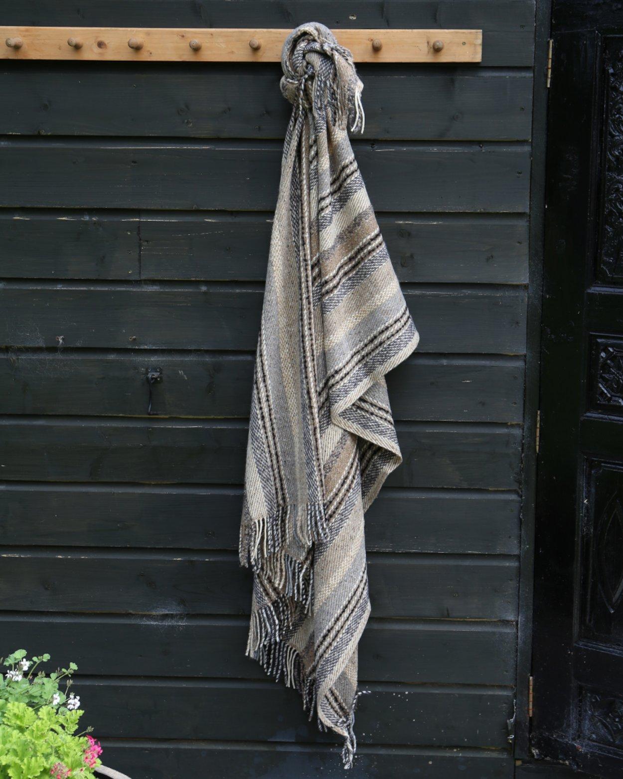 Artisan Stripe Throw