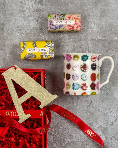 Love Mom Mug Hamper