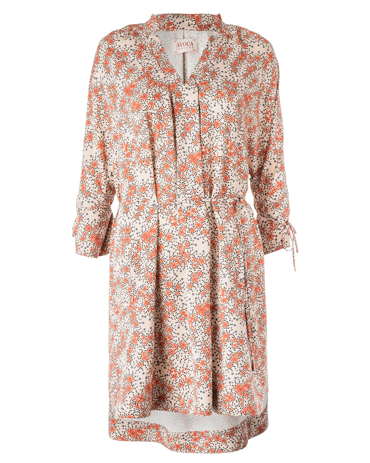 Printed Tunic Dress
