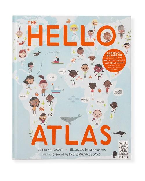 The Hello Atlas by Ben Handicott