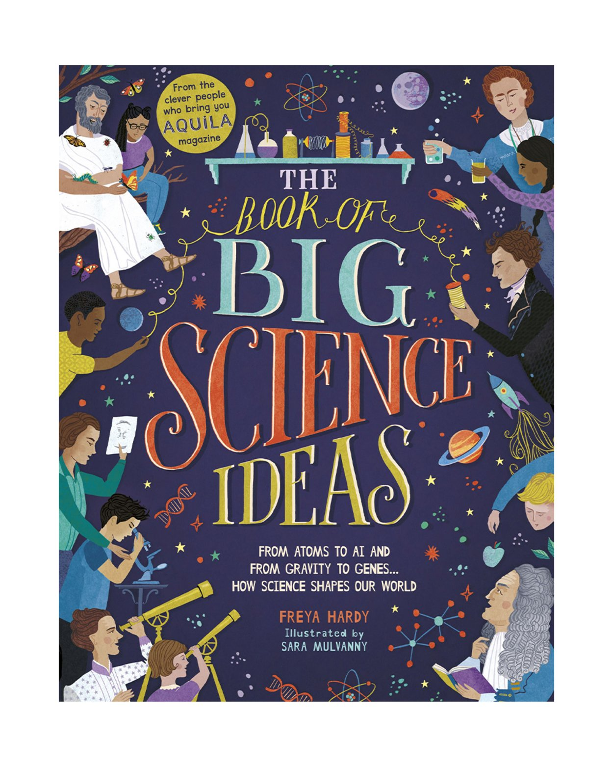 The Big Book Of Science Ideas
