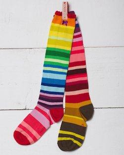 Odd Pippi Knee Sock