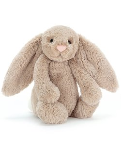 Bashful Bunny in Beige - Medium
