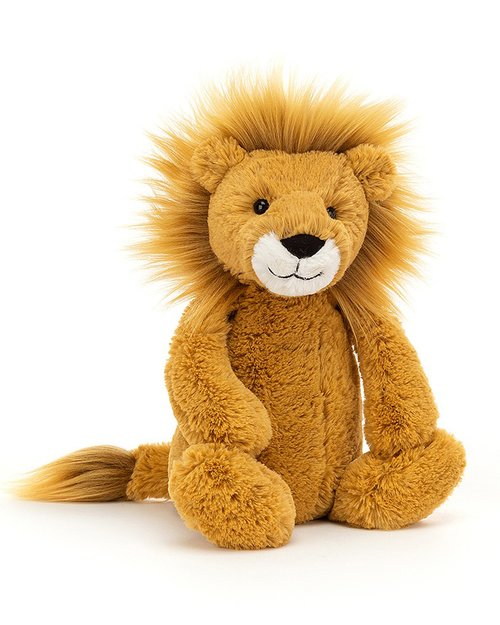 Bashful Lion - Medium