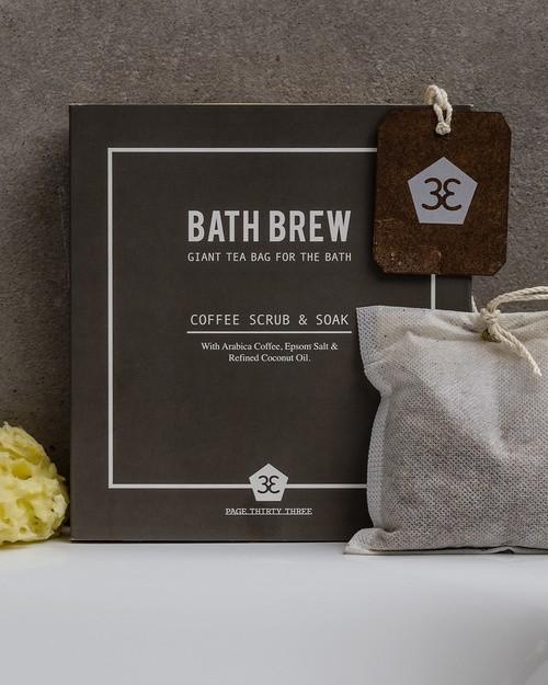 Bath Brew Coffee - Scrub & Soak