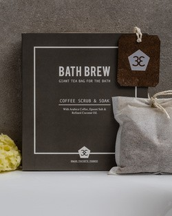 Bath Brew Coffee - Scrub & Soak