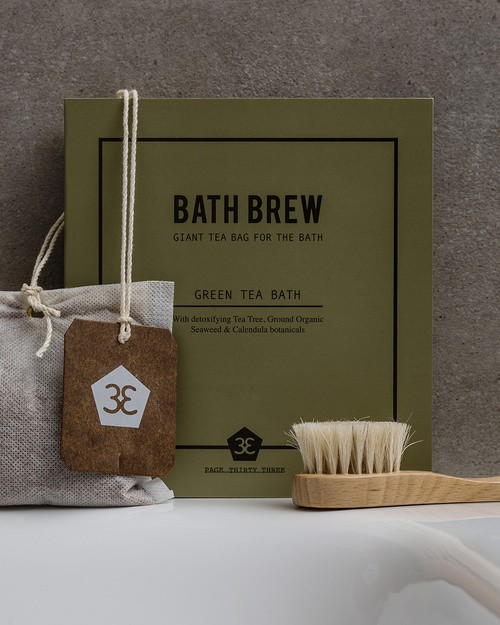 Bath Brew - Green Tea