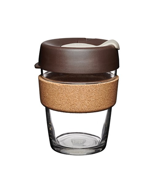 12oz Brew Cork Almond Keepcup - The Force