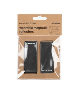 Clip-On Reflectors - Black