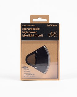 Curve Front Light - Black