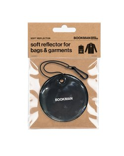 Round Hanging Reflector - Black