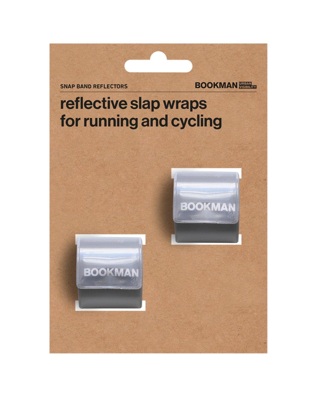 Snap Band Reflector - White
