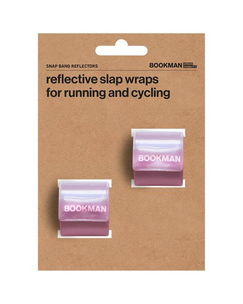 Snap Band Reflector - Pink