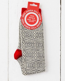 Posy Hill Knee Socks