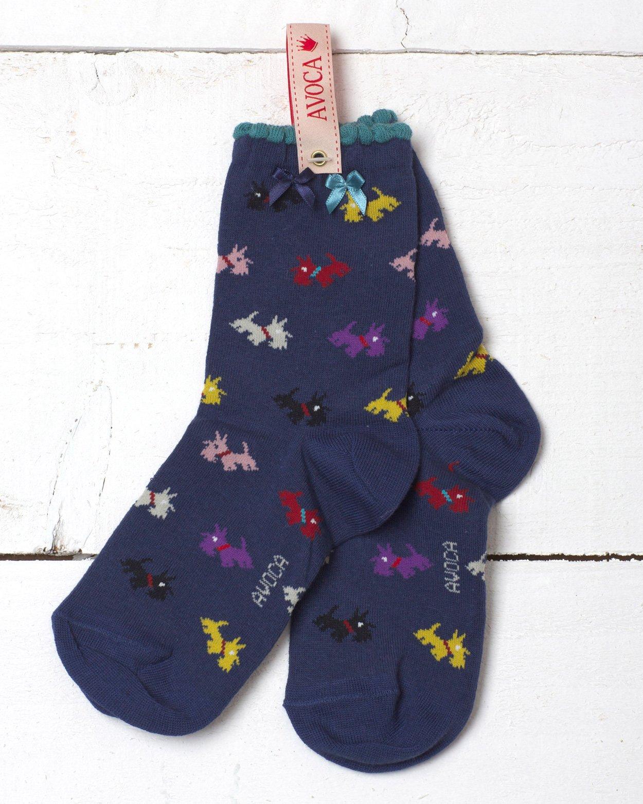 Scottie Ankle Sock