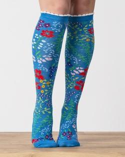 Meadow Knee Socks