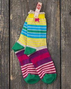 Guatamala Stripe Ankle Sock