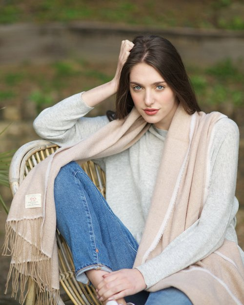 41d89eade4a Womens Scarves and Wraps in Cashmere   Merino
