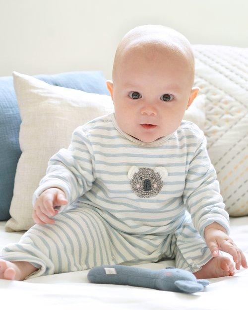 Crochet Koala Babygro